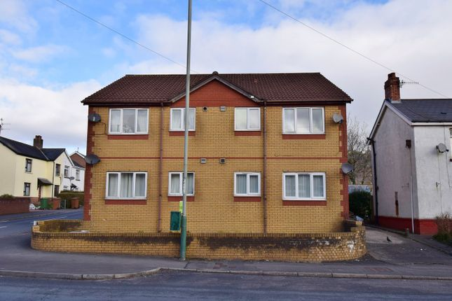 Thumbnail Flat for sale in Tudor Court, Trethomas, Caerphilly
