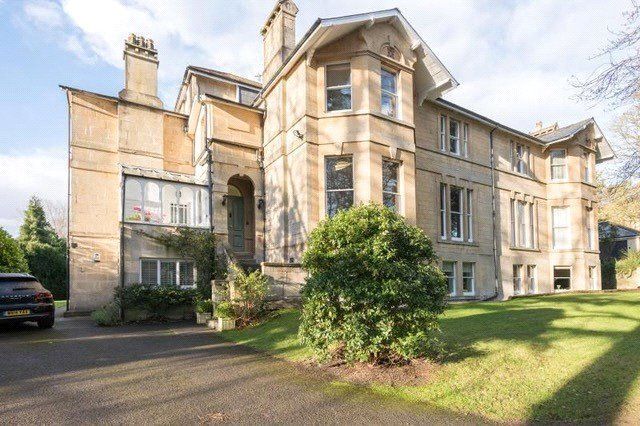 Thumbnail Flat to rent in Allenby House, Lansdown Road, Bath, Somerset