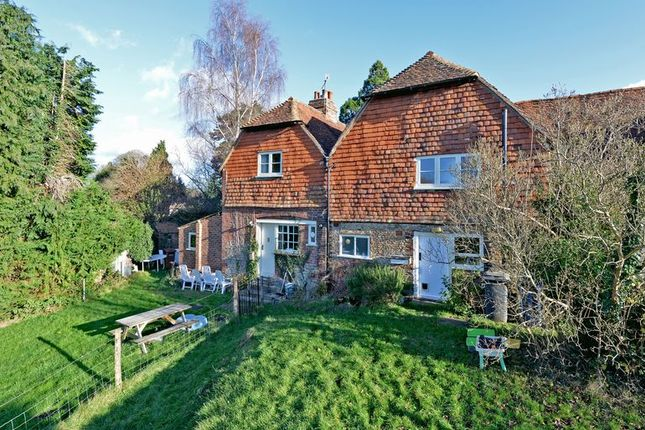 Thumbnail Terraced house to rent in Westbrook Hill, Elstead, Godalming