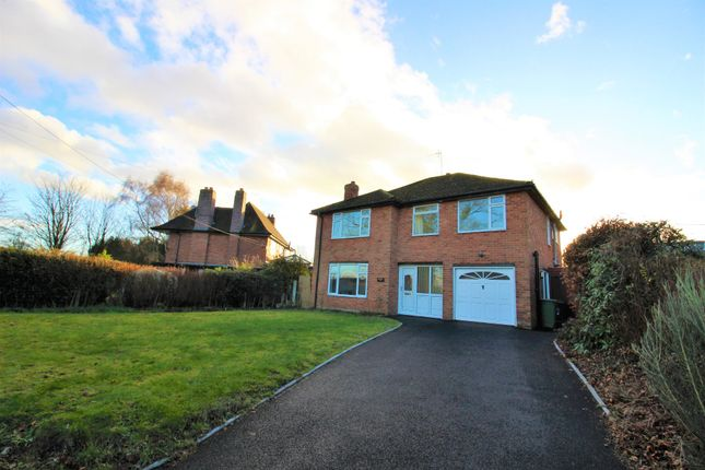 Thumbnail Detached house to rent in Church Lane, Wem, Shrewsbury