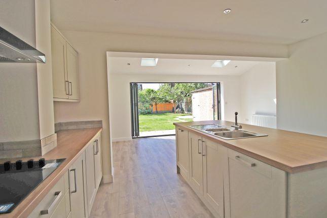 Thumbnail Semi-detached house to rent in Goldington Road, Bedford
