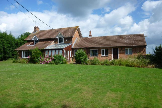 Thumbnail Detached house for sale in Lineside, Bell Lane, Weston, Newark
