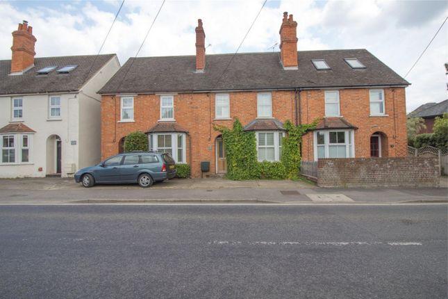 Thumbnail Terraced house to rent in Alexandra Terrace, Hook Road, North Warnborough, Hook