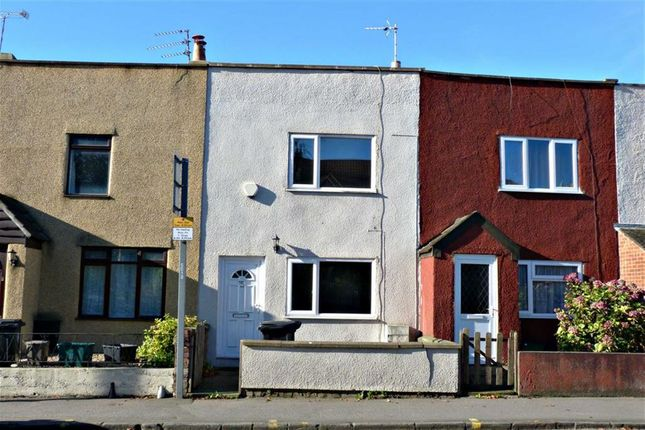 2 bed terraced house to rent in Wells Road, Knowle, Bristol