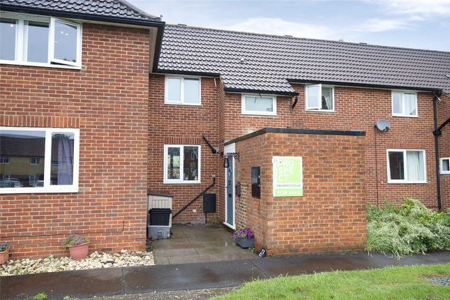 2 bed terraced house for sale in Hill Road, Arborfield, Reading, Berkshire RG2