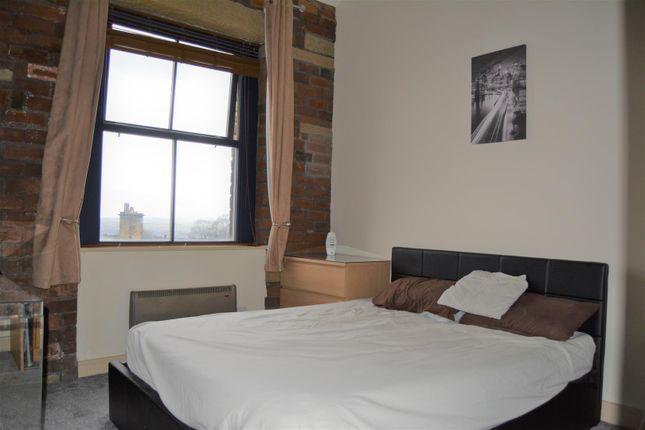 Master Bedroom of Equilibrium, Lindley, Huddersfield HD3