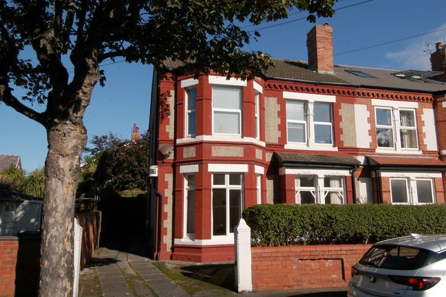 Thumbnail Semi-detached house for sale in Hydro Avenue, West Kirby, Wirral