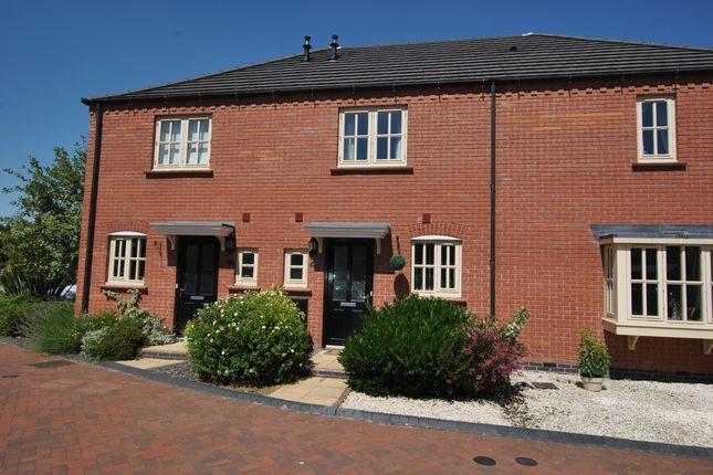 Thumbnail Terraced house for sale in Ellens Bank, Lightmoor, Telford, Shropshire