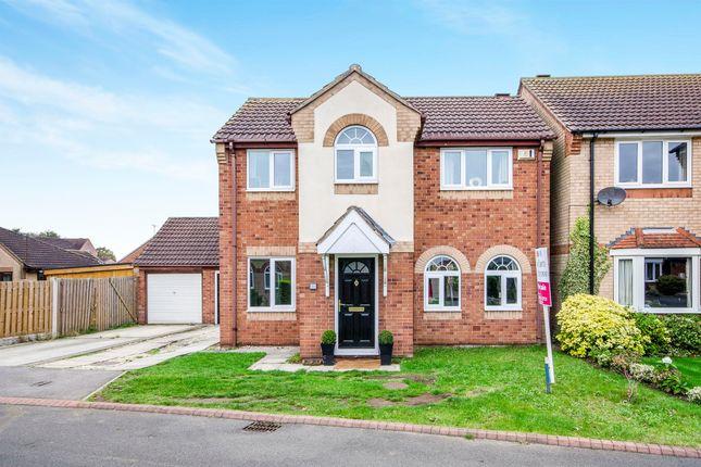 Thumbnail Detached house for sale in Parkland Walk, Blaxton, Doncaster