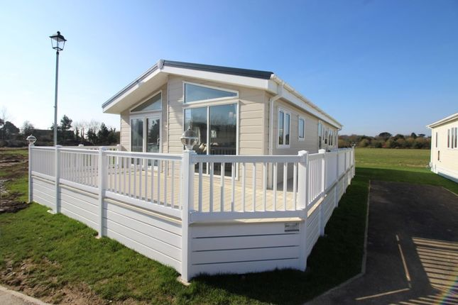 Thumbnail Bungalow for sale in Delta Canterbury Coast Road, Corton, Lowestoft