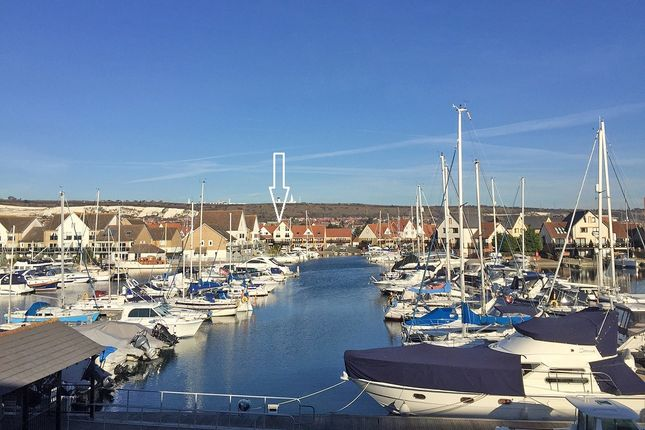 Thumbnail Town house for sale in Tintagel Way, Port Solent