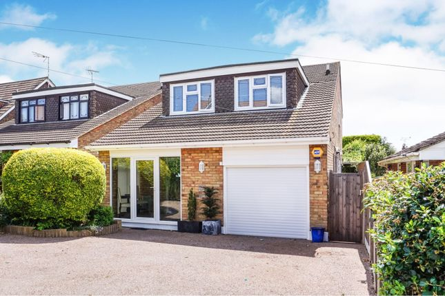 Detached house for sale in Daws Heath Road, Benfleet