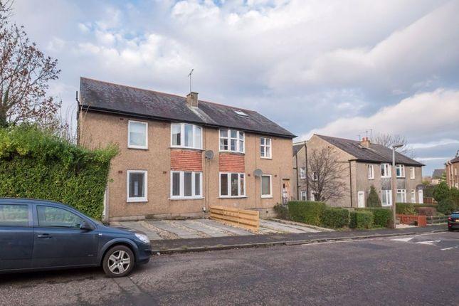 Thumbnail Flat to rent in Carrickknowe Grove, Edinburgh