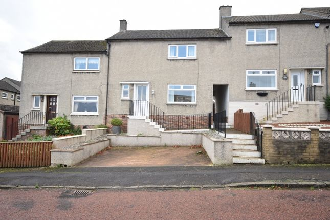 Thumbnail Terraced house for sale in 104 St Nicholas Road, Lanark