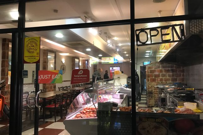 Thumbnail Restaurant/cafe for sale in Green Lane, Palmers Green
