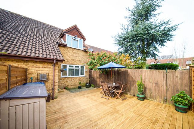 Thumbnail Terraced house for sale in Welshside, Goldsmith Avenue, London