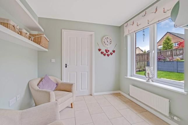 Sitting Room of Petty Court, Jackton, East Kilbride, South Lanarkshire G74