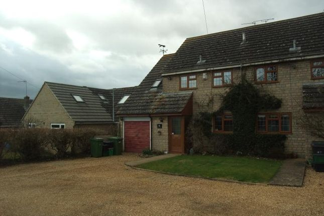 Thumbnail Semi-detached house to rent in Brackley Road, Croughton, Brackley