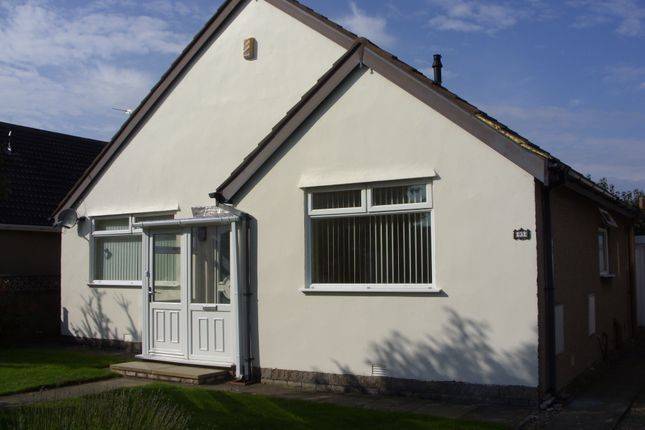 Thumbnail Detached bungalow to rent in Wingate Avenue, Morecambe