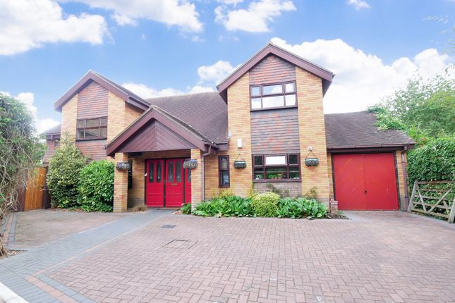 Thumbnail Detached house for sale in Ingleside Drive, Stevenage