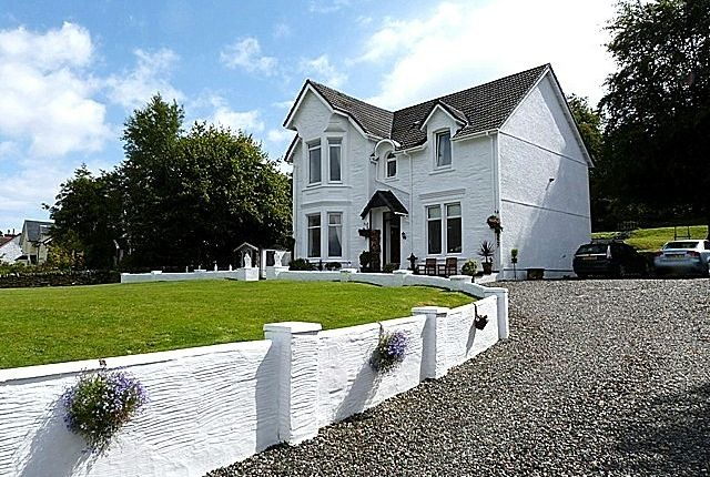 Thumbnail Detached house for sale in Ardnadam Bay, Dunoon, Argyll And Bute