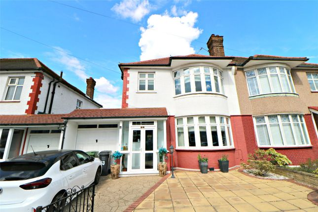 3 bed semi-detached house for sale in Daneby Road, Catford, London SE6