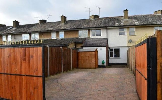 3 bed terraced house to rent in North Cottages, St Albans AL2