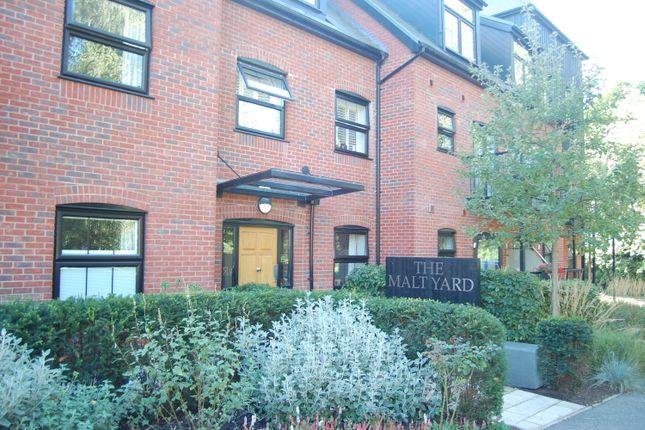 Thumbnail Flat for sale in Old Maltings Approach, Melton, Woodbridge