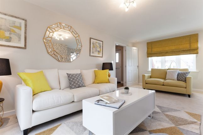 """3 bedroom detached house for sale in """"The Clayton Corner"""" at Hyns An Vownder, Lane, Newquay"""