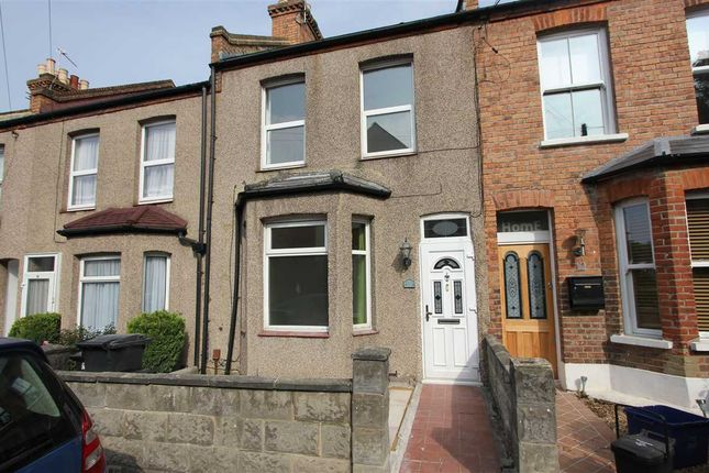 Thumbnail Terraced house to rent in Purley Road, South Croydon