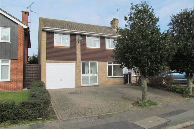 Thumbnail Semi-detached house to rent in Ashmole Road, Abingdon-On-Thames