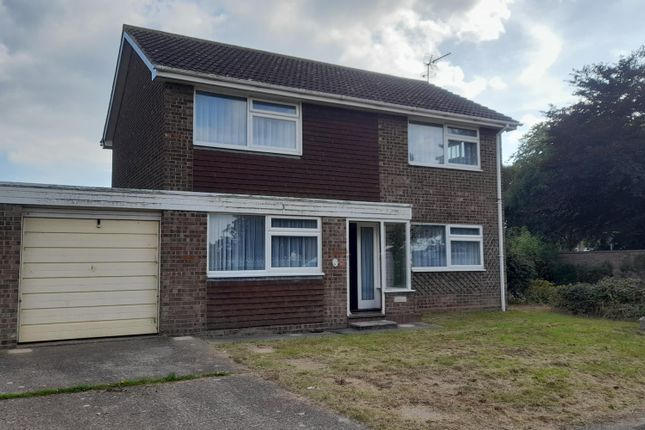 3 bed detached house for sale in Baynards Crescent, Kirby Cross, Frinton-On-Sea CO13
