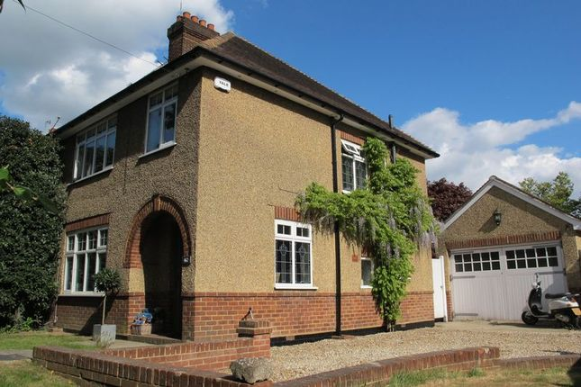 Thumbnail Semi-detached house for sale in Hadlow Road, Tonbridge
