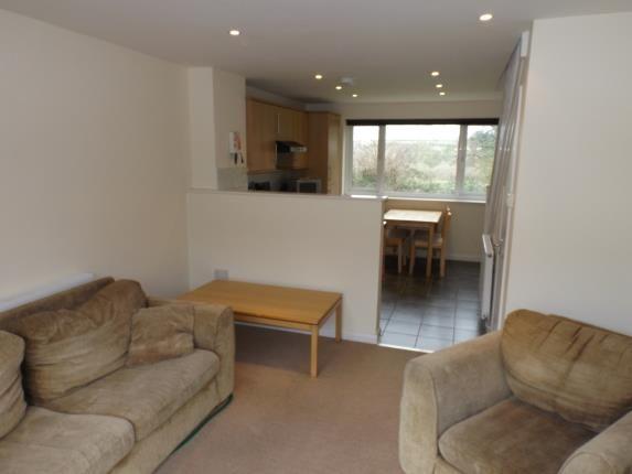 Living Room of Atlantic Reach, Carworgie, Newquay TR8