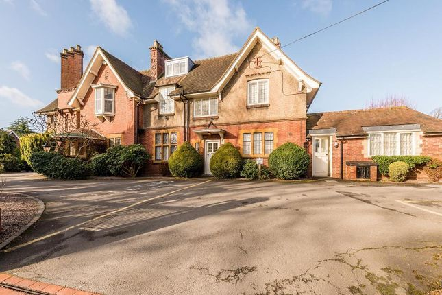 Thumbnail Detached house for sale in Middleton Hall Road, Kings Norton, Birmingham, West Midlands