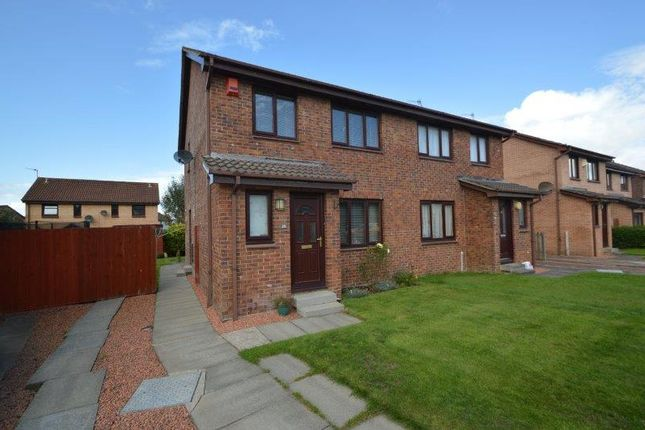 Thumbnail Semi-detached house for sale in Spallander Road, Troon, South Ayrshire