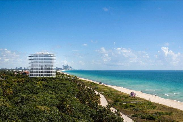 Thumbnail Property for sale in Eighty Seven Park By Renzo Piano, 8701 Collins Avenue, Miami Beach, Fl33154, United States Of America, Usa