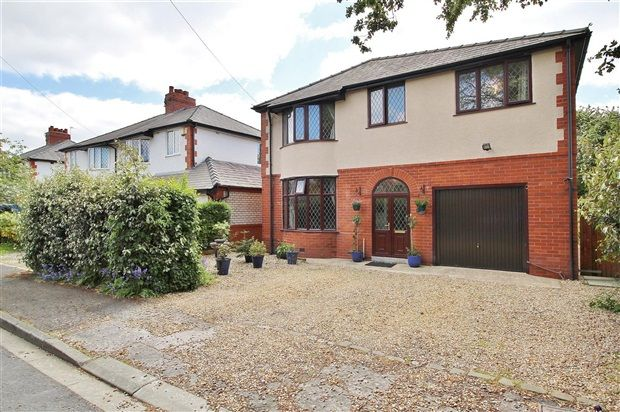 Thumbnail Property for sale in Greyfriars Drive, Preston