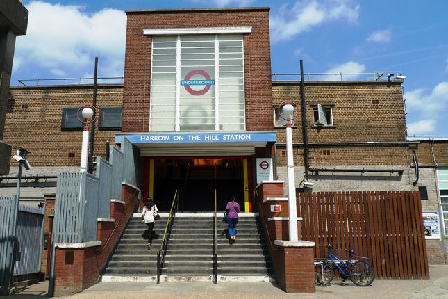 Thumbnail Flat for sale in Station Approach, Harrow On The Hill