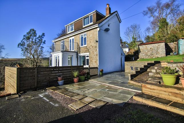Thumbnail Detached house for sale in Cloth Hall Lane, Cefn Coed, Merthyr Tydfil