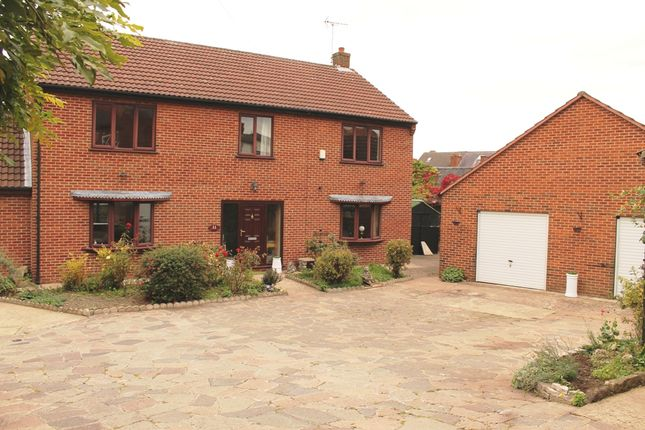Thumbnail Detached house for sale in Fullwood Street, Ilkeston