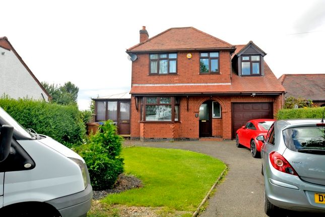 Thumbnail Detached house for sale in Bagworth Road, Barlestone