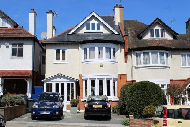 Thumbnail Terraced house for sale in Alexandra Park Road, Muswell Hill, London