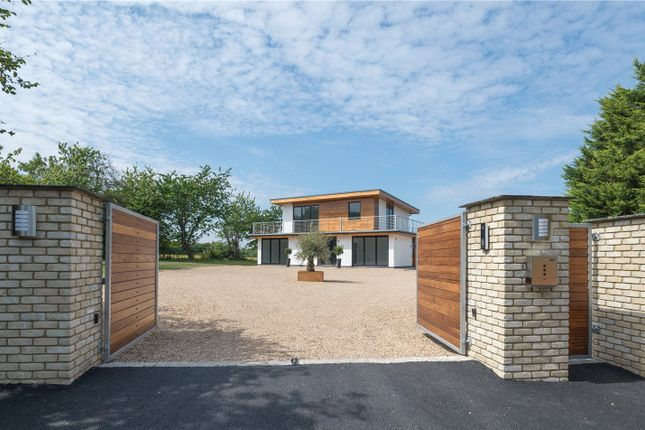 Thumbnail Detached house for sale in Appsmoor Farm, South Street Road, Stockbury, Sittingbourne