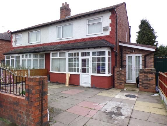 Thumbnail Semi-detached house for sale in Kings Road, Chorlton Cum Hardy, Manchester