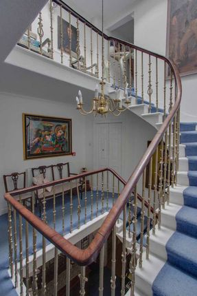 Staircase of Standard Close, High Street, Montrose DD10