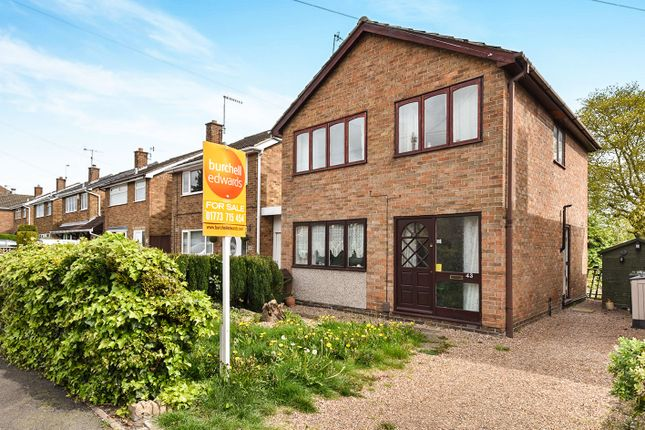3 bed detached house for sale in Lawrence Avenue, Awsworth, Nottingham