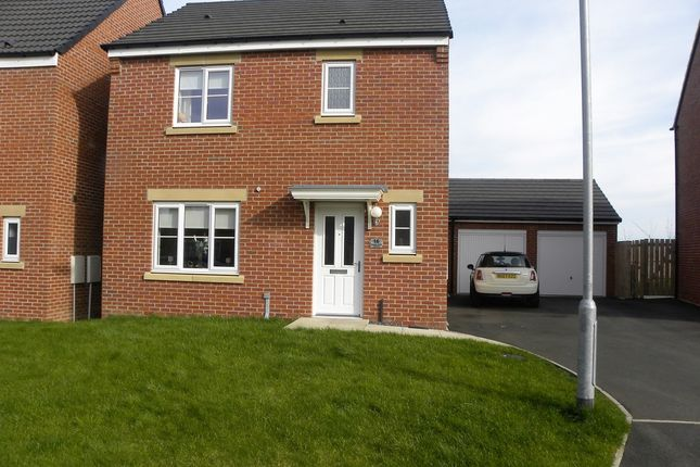 Thumbnail Detached house for sale in Ridge End Drive, Seaton Delaval, Whitley Bay