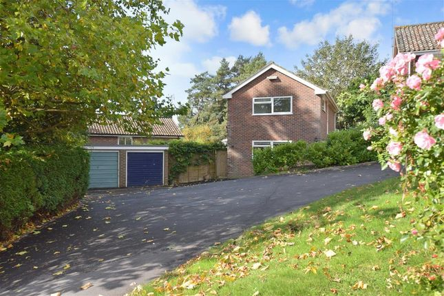 Thumbnail Detached house for sale in Glebelands, Pulborough, West Sussex