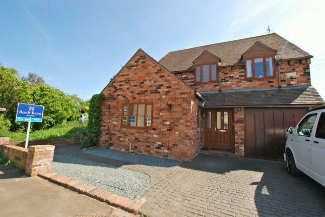 Thumbnail Detached house for sale in Gibbs Lane, Offenham, Evesham